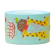 Ginko Papers Fun Tape, Giraffe