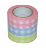 DŽcor Washi Tape 3 Piece Set