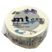 Masking tape mt ex Silhouette Blue