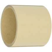 CS Hyde Acetal Polyoxymethylene Tape with Acrylic Adhesive, 0.01cm Thick, 5 yds Length x 7.6cm Width