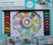 Washi Tape & Dispenser Memory Keepers