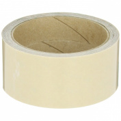 CS Hyde Acetal Polyoxymethylene Tape with Acrylic Adhesive, 0.03cm Thick, 5 yds Length x 2.5cm - 1.9cm Width