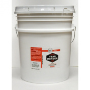 Tear Mender TG-640 Bish's Original Tear Mender Instant Fabric and Leather Adhesive, 18.9l Container