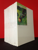 9x12 Stretched Canvas-back Stapled 300ml