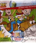 Disney Canvas Paint Set Styles Vary