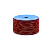Berwick 6.4cm Wide by 10-Yard Spool Wired Edge Santa Clara Craft Ribbon, Burgundy
