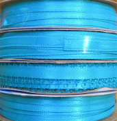Offray Offray Spool-O-Ribbon Double Face Satin (Torn Blue)