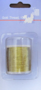 Craft SPOOL of GOLD THREAD 100 M Long Approx. 110 YARDS Long