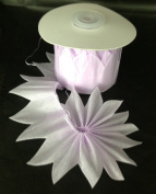 Lavender Pull Bow Ribbon for Jordan Almond Candy Star 10 Yards