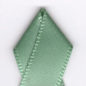 Papilion R074400060577100Y .60cm . Double-Face Satin Ribbon 100 Yards - Sage Green