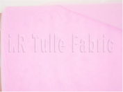 140cm X 40 Yard Light Pink Wedding Tulle Bolt for Wedding and Floral
