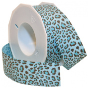 Morex Ribbon Leopard Grosgrain Ribbon
