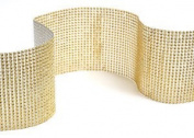 Glam Cake Ribbon- Gold