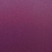 Best Creation 30cm by 30cm Glitter Cardstock, Plum