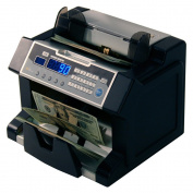 Royal Sovereign Digital Cash Counter, 300 Bill Cap, 9-51/64 x 25cm x 27cm