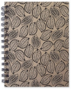 Hemp Heritage® Letterpress Journal- Leaves
