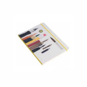 Whitbread Wilkinson Eames Sketch Pad, Pens and Pencils Style
