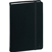 Quo Vadis Habana Blank Journal 4X6 Black
