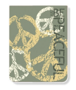 Just Be PK-12653-PEA Just Be Peaceful Lined Pocket Pad/Notebook
