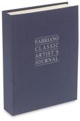 Savoir-Faire Fabriano Artist's Journal, Royal Blue, 13cm x 18cm