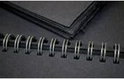 Khadi Paper Black Wiro Sketch Book (Album) WB5 15cm x 20cm 440 gsm