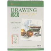 Handbook Drawing Pad 160 24X18