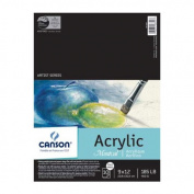 Montval Acrylic Paper Pad 9X12 10/Sheets