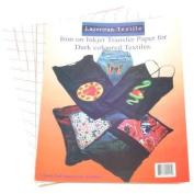 Lazertran Iron-on Inkjet Transfer/Dk Textile