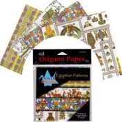 DesignWorks Origami Paper - EGYPTIAN PATTERNS