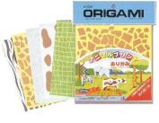 Animal Print Origami Paper