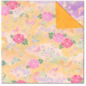 PEONY ORIGAMI 5 colour 5-7/8 25SHT