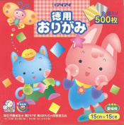 Japanese 500 Sheets Origami Paper #0467