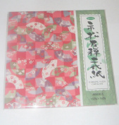 40s Japanese Origami Paper-Chiyogami