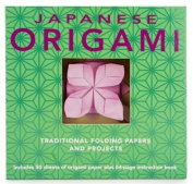 Japanese Origami Traditional Folding Paper and Project Kit