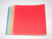 2 Set of 160s Japanese Origami Folding Paper (One Sided, 12cm Square), Totally 320 Sheets