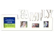 Plaid Family Ladder Frame