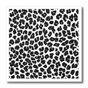 Lee Hiller Designs RAB Rockabilly - White Grey and Black Leopard Print - Iron on Heat Transfers
