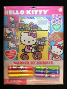 Hello Kitty Marker By Number