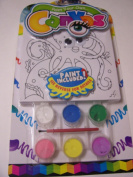 Paint Your Own Canvas Craft Kit ~ Underwater Octopus