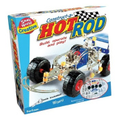Small World Toys Construct-A-Hot Rod