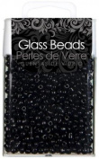 60 Gramme Glass E-Bead Black - Cousins #6123111