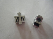 Pandora Style Antique Silver Attorney/Lawyer Scales Charm
