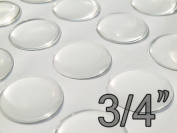 "200 Pcs. 3/4"" - (19mm) Circle Epoxy Stickers"