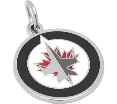 Cufflinks Inc Men's Winnipeg Jets Pendant Charm