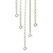 Southwest Spirit .925 Sterling Silver Necklace Extender Set