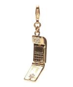 Pilgrim Flip Phone Charm