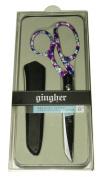 Gingher Designer Series Charlene No. 8 Dressmaker's Shears Scissors