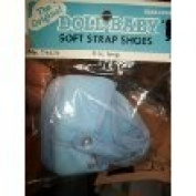 The Original Doll Baby Soft Strap Shoes