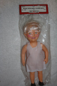 No. 3203 Mrs. Claus Music Box Doll