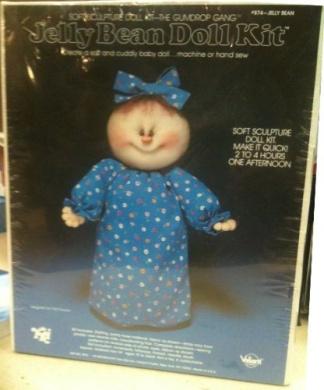 Jelly Bean Doll Kit
